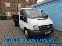 Ford Transit T350 2.4 TDCi 140 Single Cab Tipper DRW DIESEL MANUAL 2011/11 for Sale