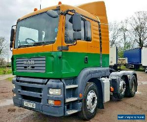 MAN TG 26.444 6x2 Tractor unit (57reg 2008) for Sale