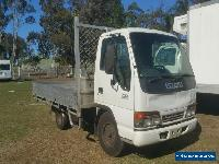 Isuzu 1999 NKR200 Tray table top truck. Car Licence!! for Sale