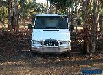 mercedes sprinter tray truck for Sale