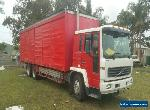 Volvo 2003 FL250 Pantech drinks truck. 6x2 lazy axle low km's for Sale