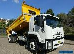 2009 Isuzu FVR 1000 Tipper for Sale