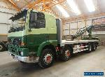 FODEN ALPHA 8 X 4 FLATBED CRANE for Sale