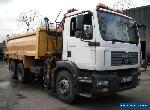 2008 MAN TGM 26.280 6x4 Grab Tipper for Sale