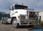 1995 Mack CHR Prime Mover 6x4 13-speed eaton fuller road ranger. Unregistered. for Sale