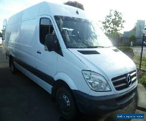 1/2012 MERCEDES BENZ SPRINTER 516CDI,2.1LTR TURBO DIESEL, 6SPD MANUAL, LWB VAN. for Sale