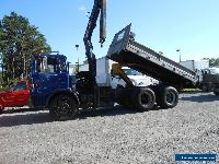 1988 Mack DUMP & CRANE for Sale