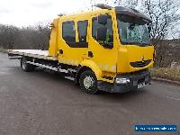 2008 (57) RENAULT MIDLUM TLT AND SLIDE for Sale
