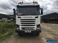 Scania tipper for Sale