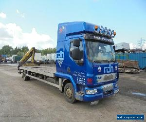 DAF 45-170LF CRANE LORRY for Sale