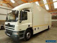 DAF CF65 EURO 5, 4 X 2  18 TONNE BOX - 2009 - RK09 XSC for Sale