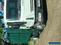Iveco eurocargo arb tipper tree surgeon full test  for Sale