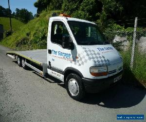 Renault Master recovery truck 3.5t for Sale