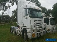 Freightliner 2004 Argosy 90 Prime mover Truck. 90T Rated B double Road Train. for Sale