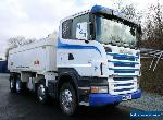 Scania, R 420 , 8X4 TIPPER , STOCK 1592 for Sale