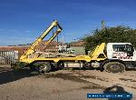 Skip Loader Webb Extra Reach Lifting Gear for Sale
