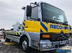 MERCEDES ATEGO TILT AND SLIDE RECOVERY TRUCK WITH SPEC 2004 for Sale