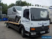 Mercedes Atego Recovery Truck Beaver Tail for Sale
