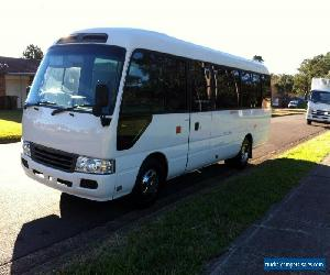 2010 Toyota Coaster Bus XZB50R Deluxe Automatic for Sale