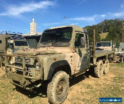 Land Rover-perentie 6x6 tray back for Sale