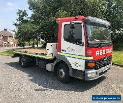 2003 Mercedes Atego Recovery truck for Sale