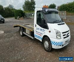 2009 Ford Transit Recovery Truck for Sale