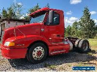 2001 Volvo CVN S/A DAYCAB -- for Sale
