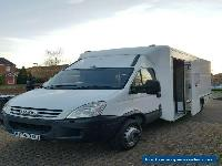 Iveco Daily 65C18 Snap on race truck motorhome for Sale