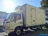2009 Hino 300 716 3 Pallet Auto Refrigerated Truck for Sale