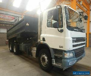 DAF CF75 310 6 X 4 TIPPER for Sale