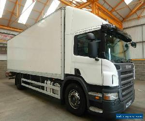 SCANIA P230 4 X 2 18 TONNE BOX  for Sale