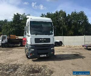 MAN/ ERF TGX 18.440 TRACTOR UNIT for Sale