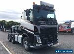2015 VOLVO FH4-500 L.H.D. 6X4 DOUBLE DRIVE T/UNIT WITH TIPPING GEAR for Sale
