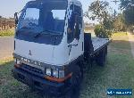 1995 Mitsubishi fuso canter tilt tray tow truck  for Sale