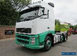 VOLVO FH480 GLOBETROTTER XL MID-LIFT 2008 TRACTOR UNIT for Sale