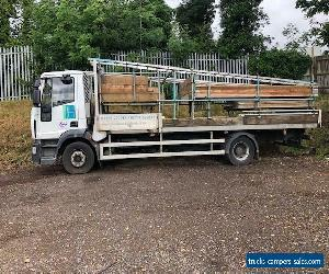 Iveco Eurocargo 12 tonne Scaffold Truck for Sale