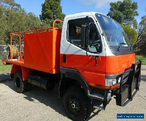 1995 Mitsubishi Canter FG 4x4 5sp M Firetruck for Sale