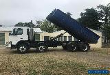 Volvo FM12 8x4 Hook Loader for Sale