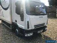 2008 Iveco 75E16 7.5 ton truck  LOW MILEAGE 10,766 WARRANTED horsebox racetruck for Sale