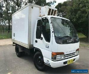 2001 Isuzu N Series NKR White M Cab Chassis for Sale