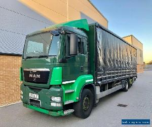 2011 MAN TGS 26.320 CURTAINSIDER 6x2 day cab AC rear steer for Sale