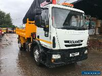 Iveco Eurocargo 120E18 EURO 5 TIPPER/GRAB WATCH THE VIDEO for Sale