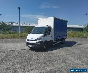 2017 Iveco Daily 70C18 Auto Curtainside LWB Lorry 70 - 180 Hi Matic 7 tonne for Sale