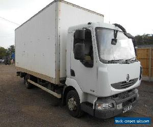 RENAULT 190, 7500 BOX VAN, WITH TAIL LIFT!!! DRASTICALLY REDUCED AS SPACE NEEDED for Sale
