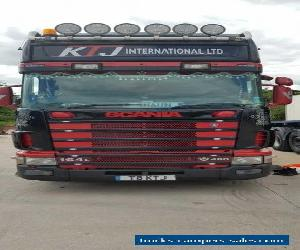 Scania 164-480 V8 for Sale