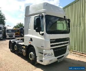 DAF CF 85.460 6x2 MID LIFT SLEEPER TRACTOR UNIT for Sale