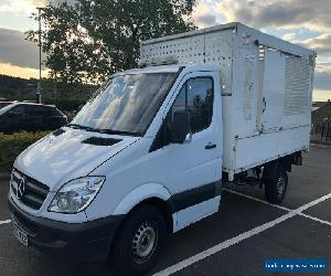 Mercedes TIPPER 313 CDI   2011       NO VAT  NO VAT for Sale