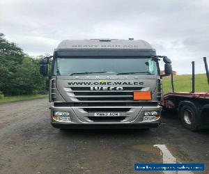 2013 Iveco  Stralis 6x2 euro 5 for Sale