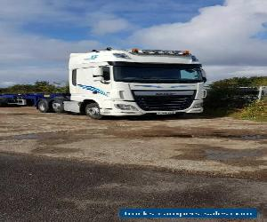 DAF XF106 SUPERSPACE 2014  for Sale