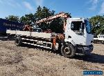 RENAULT PREMIUM 220DCI C/W ATLAS CRANE for Sale